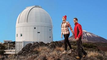 Rundvisning i Teide-observatoriet