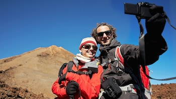 Teide National Park Tour with Optional Cable Car or Teide Observatory