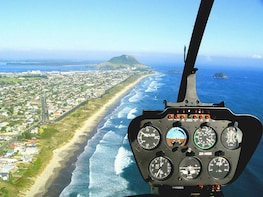 Mount and City 12 minute Scenic Helicopter Flight