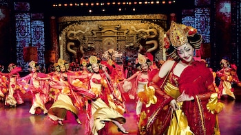Performance of Romance of the Song Dynasty with Dinner