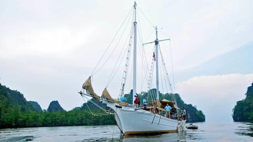 Sailing tour in Langkawi