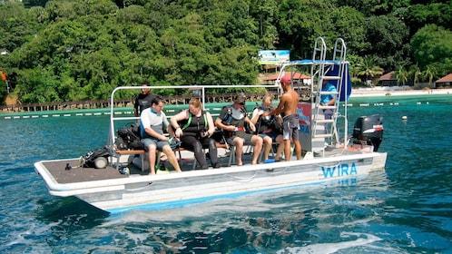 Day Trip Snorkeling to Payar Island Marine Park