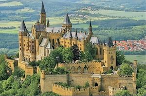 Full-Day Hohenzollern Castle Tour from Frankfurt