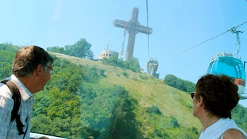 Half-Day Tour to Millennium Cross & Matka Canyon