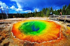 5 Days Grand Teton and Yellowstone