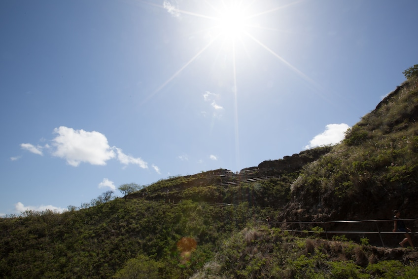 Show item 2 of 8. Diamond Head State Monument Packages