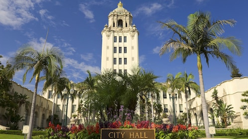 City hall of Beverly Hills