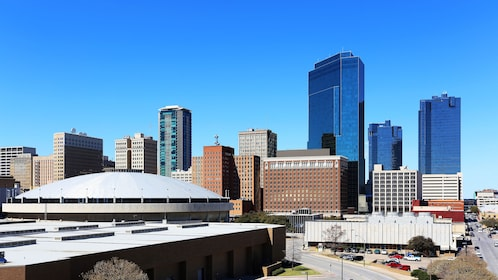 Skyline of Fort Worth