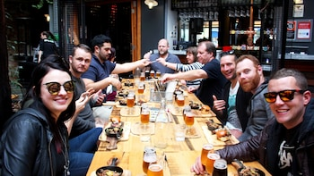Craft Beer Walking Tour with Tastings