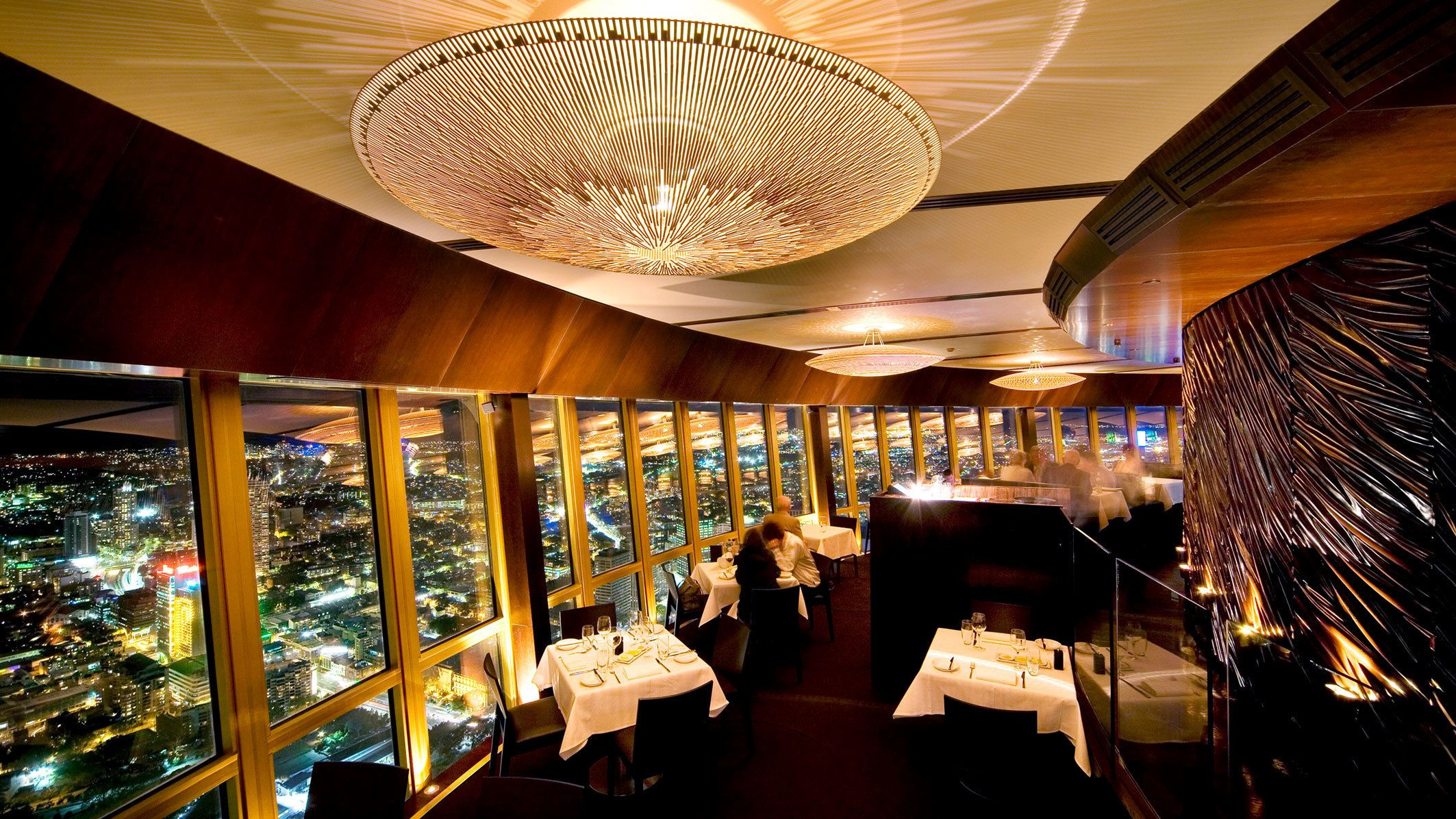 3-Course Lunch or Dinner at 360 Bar & Dining in the Sydney Tower