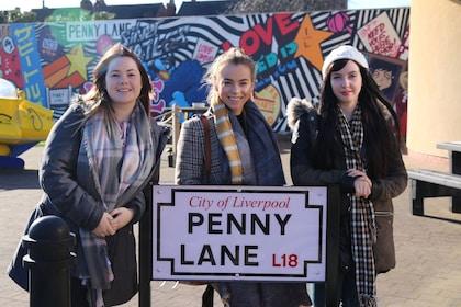 Beatles Ticket to Ride Walk & Luxury Transport - Full Day