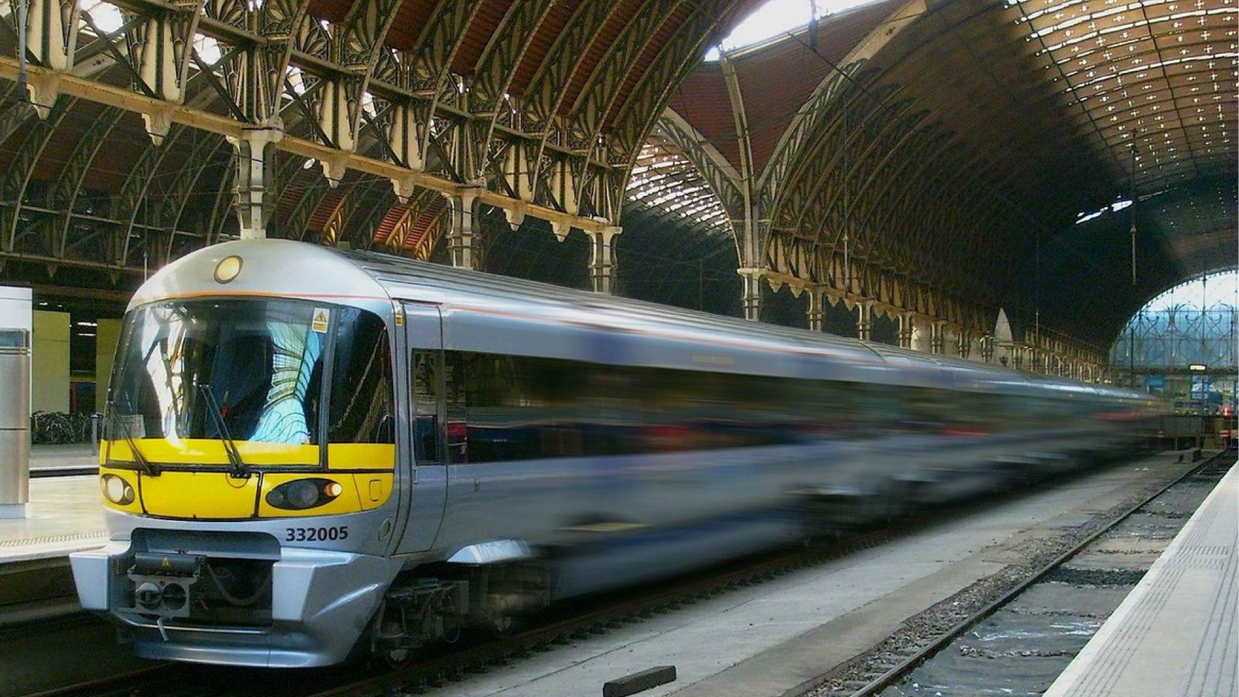 Heathrow Express - de l'aéroport à la gare de Paddington