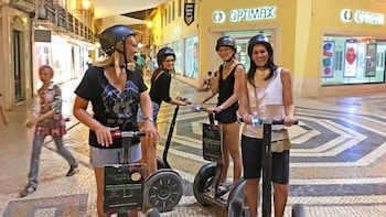 Night Segway Tour with Drinks