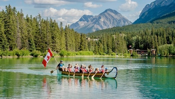 Wildlife on the Bow Canoe Tour