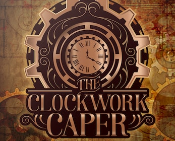 Poster for The Clockwork Caper