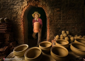 Half-Day Craft Villages Tour by Boat from Hoi An