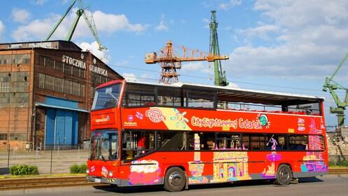 Hop on Hop Off Bus in Gdansk