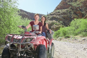 ATV Guided Tours in Box Canyon (Phoenix)