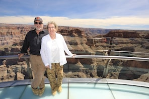 VIP Grand Canyon West Rim & Hoover Dam Tour