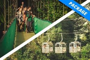 Inspiring Nature Package with Hanging Bridges & Aerial Tram