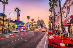 Los Angeles & Hollywood Small Group Day Tour