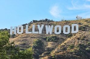 Show item 1 of 6. Hollywood sign in Los Angeles, California