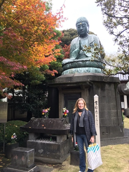 Show item 9 of 9. Experience Old and Nostalgic Tokyo: Yanaka Walking Tour