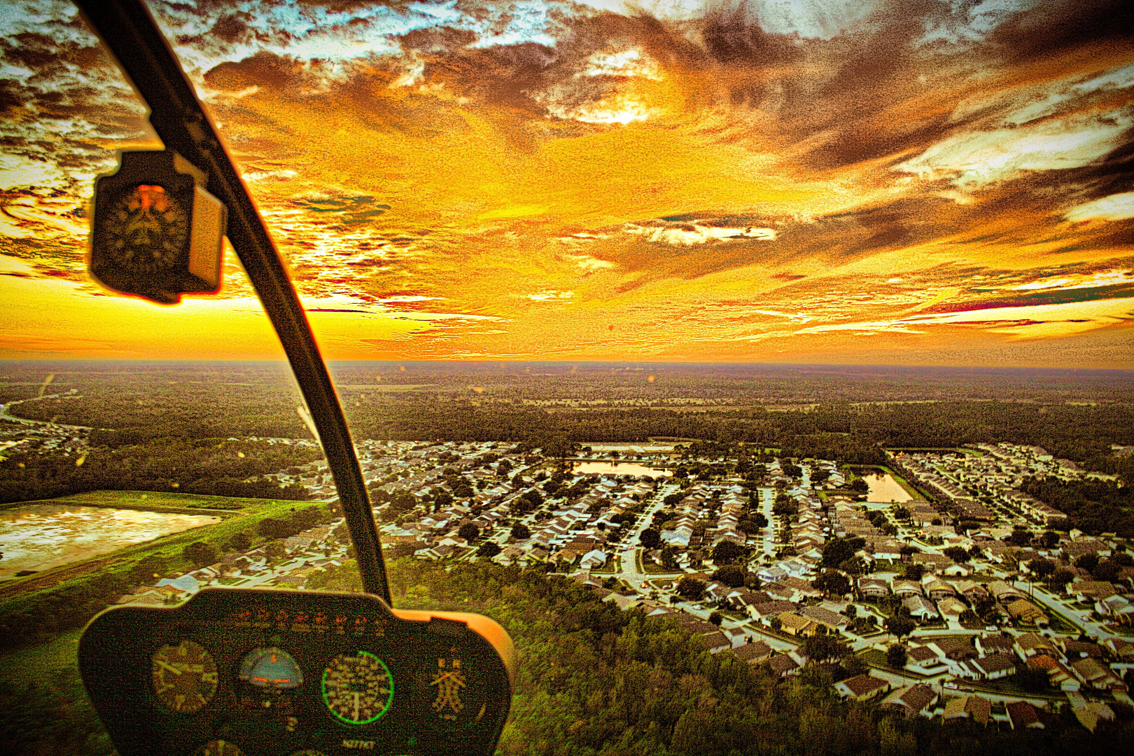Helicopter Tour of Theme Parks - 30 Minutes