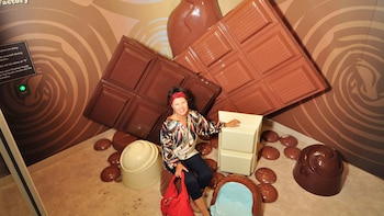 Admission to Panny's Amazing World of Chocolate