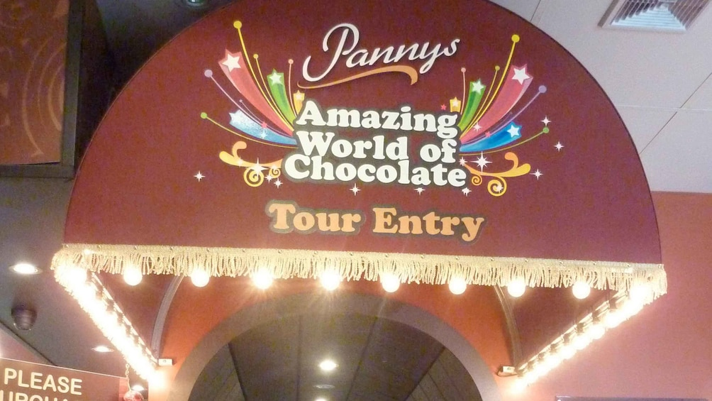 Show item 2 of 4. Admission to Amazing World of Chocolate in Australia