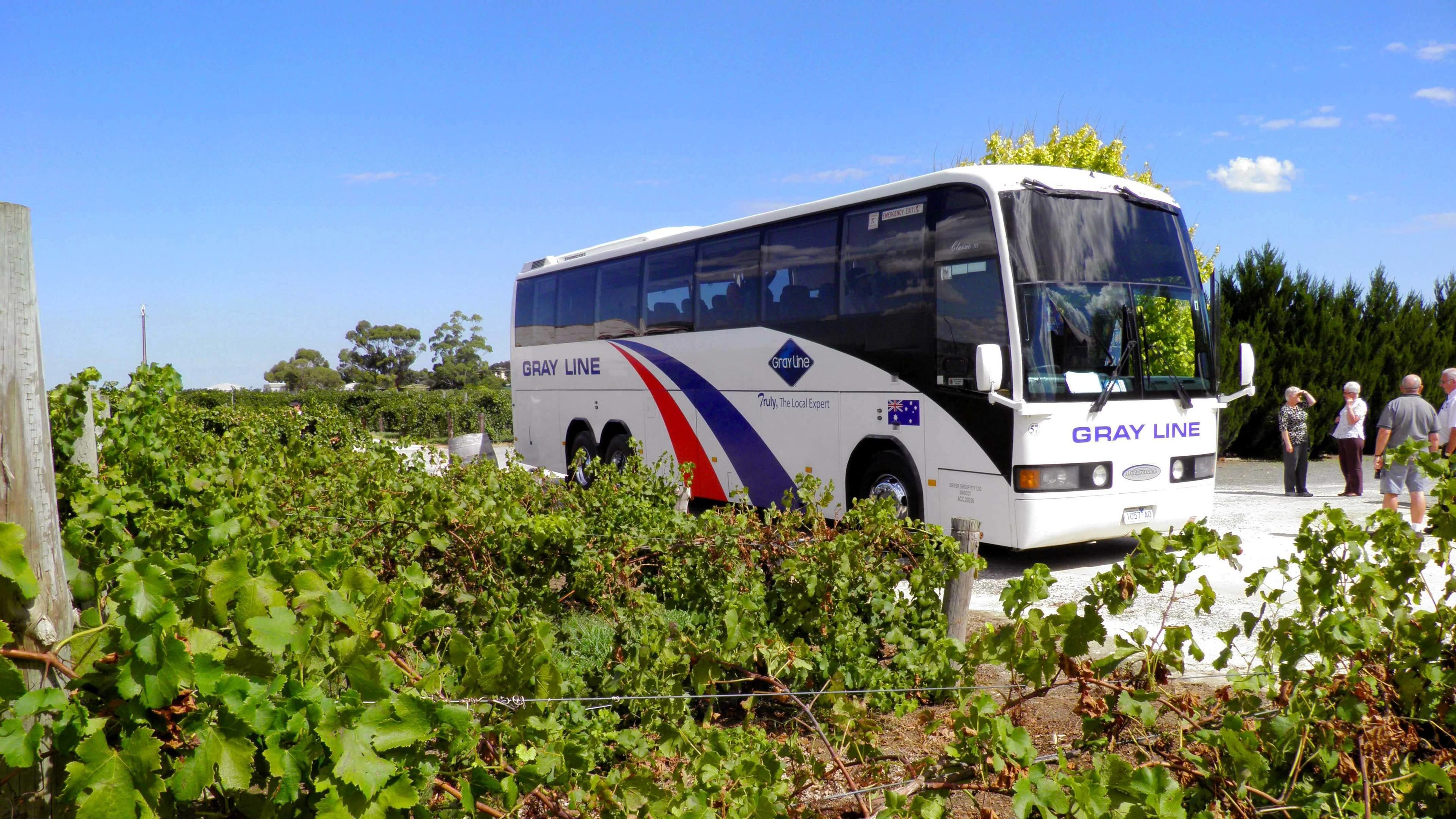 Barossa Valley Day Tour with Hahndorf from Adelaide