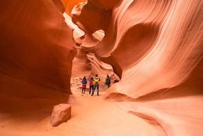 VIP Antelope Canyon / Horseshoe Bend Tour