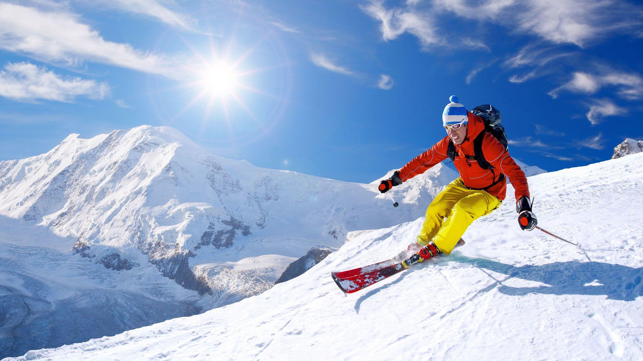 Ski Rental Package