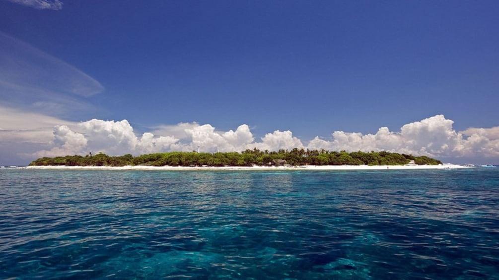 Show item 4 of 5.  Balicasag island