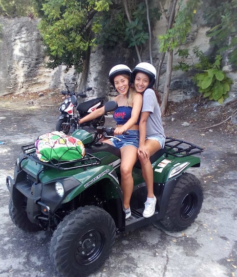 Show item 1 of 9. ATV Rental in Nassau-KAWASAKI 300CC
