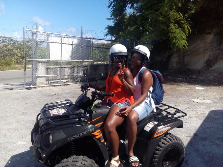 Show item 3 of 9. ATV Rental in Nassau-KAWASAKI 300CC