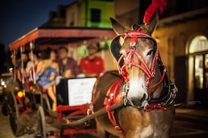 Royal Carriages History & Haunts Nighttime Carriage Tour