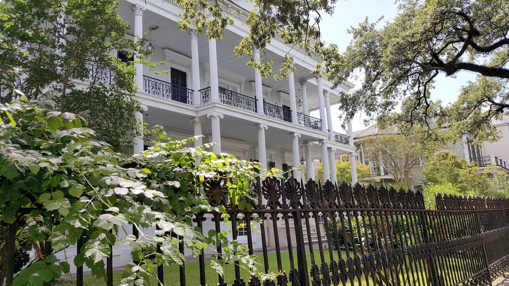 Show item 1 of 7. Views on the Garden District & Magazine Street Tour in New Orleans, LA