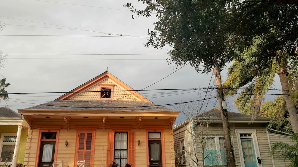 Show item 3 of 7. Street view on the Garden District and Magazine Street Tour in New Orleans, LA