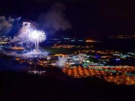 Fireworks Flight - 40 minutes