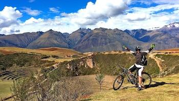 Full-Day Bike Tour of Moray & Maras