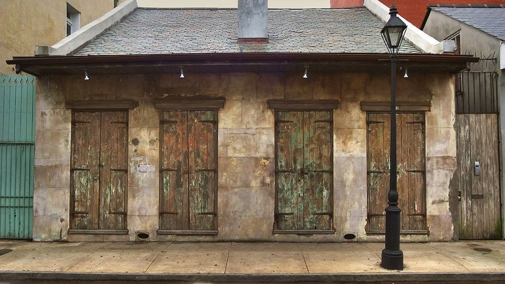 Show item 2 of 3. Historical building in New Orleans