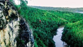 Full-Day Danao Adventure Park Excursion