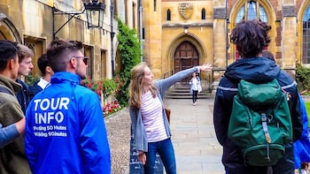 Cambridge University & City Walking Tour With A Graduate
