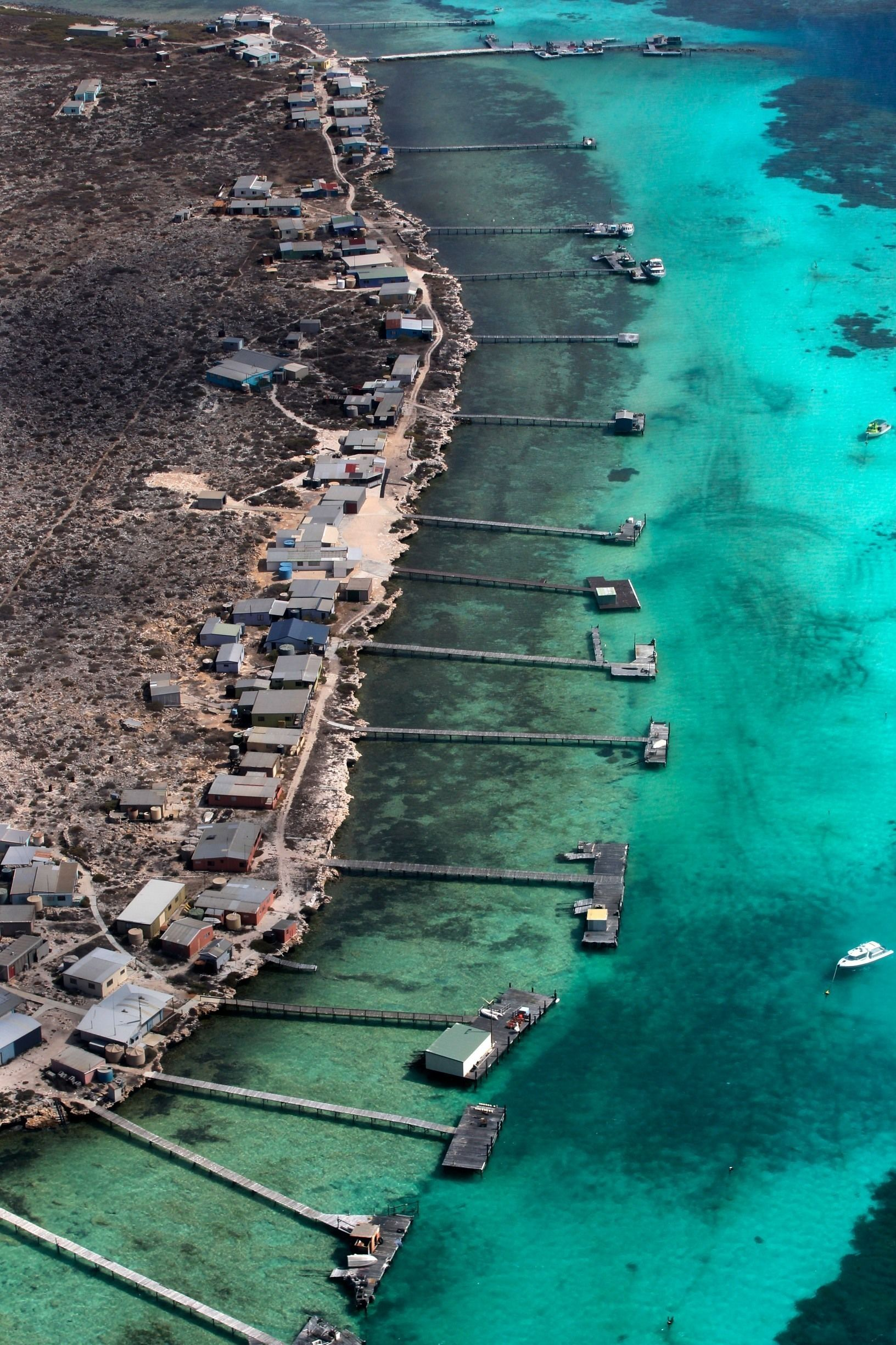 Shipwreck Special Half Day Tour of the Abrolhos Islands