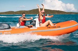 Mini Boat Snorkel Adventure