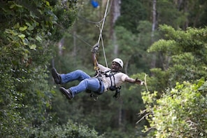 "Tsitsikamma Canopy - A ""green"" family activity full of fun"