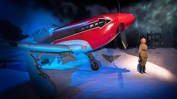 World War II Dangerous Skies Exhibition