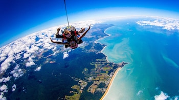 Mission Beach Tandem Skydiving Experience