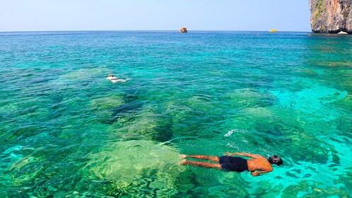 Snorkeling on Koh Phi Phi